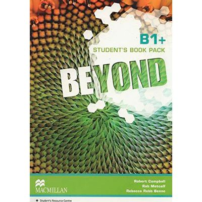 Beyond B1+ - Student's Book - Pack