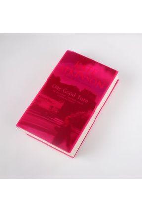 Capa de Livro - Coverup Book Cover - Pink