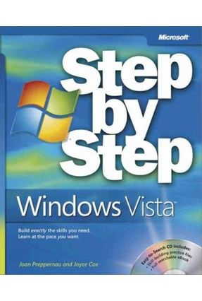Windows Vista Step By Step - Microsoft | Hoshan.org