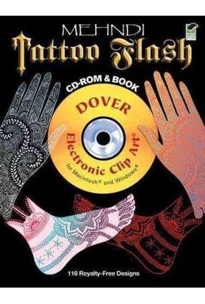 Mehndi Tattoo Flash CD-ROM And Book - WELLER | Tagrny.org