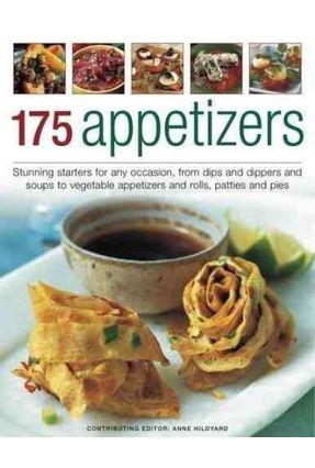 175 Appetizers - Hildyard,Anne | Nisrs.org