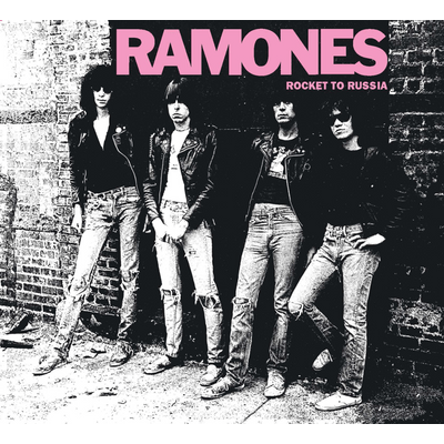 Ramones - Rocket To Russia - Digifile