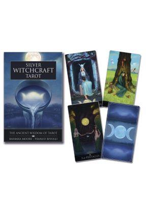Silver Witchcraft Tarot Kit - Moore,Barbara   Hoshan.org