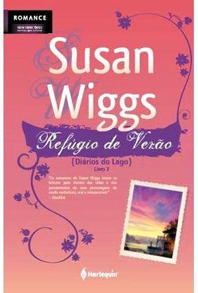 Refúgio de Verão - Diários do Lago - Vol. 7 - Wiggs,Susan pdf epub