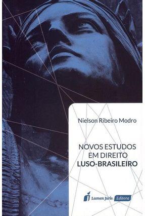Novos Estudos Em Direito Luso-Brasileiro - Modro,Nielson Ribeiro | Hoshan.org