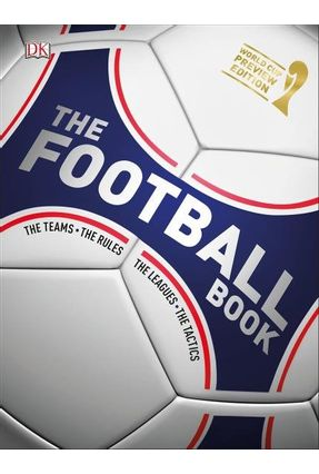 The Football Book - Dk | Hoshan.org