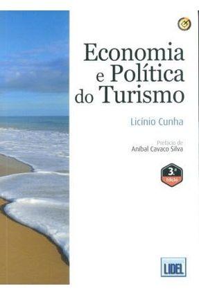 Economia e Política do Turismo - Cunha,Licínio pdf epub