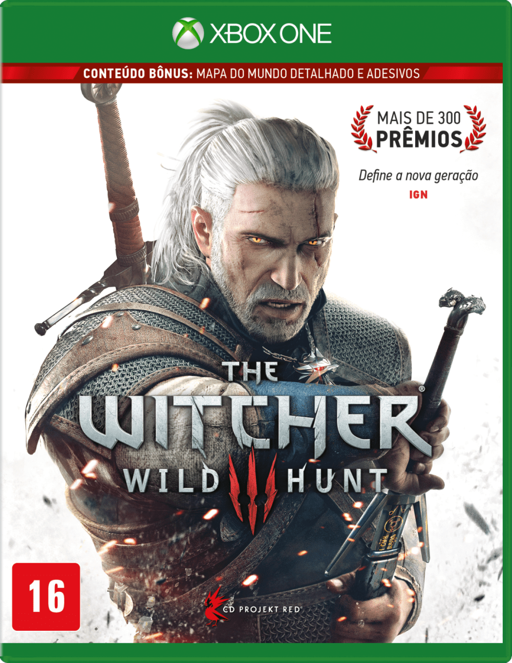 The Witcher 3 Wild Hunt Xone Saraiva Saraiva