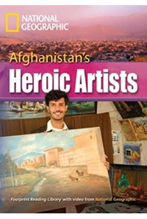 Footprint Reading Library - Level 8  3000 C1 - Afghanistan´s Heroic Artists - American English + Multirom - Waring,Rob | Tagrny.org