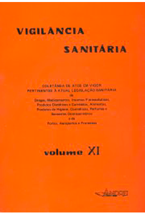 Vigilancia Sanitaria Vol. IX - Vários Autores   Tagrny.org