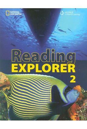 Reading Explorer 2 - Pre-intermediate -  Student Book With CD-ROM - Douglas,Nancy   Nisrs.org