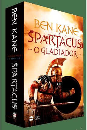 Box - Spartacus - 2 Volumes