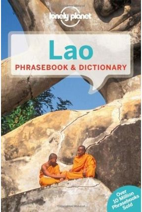 Lonely Planet - Lao Phrasebook & Dictionary - Planet,Lonely   Hoshan.org