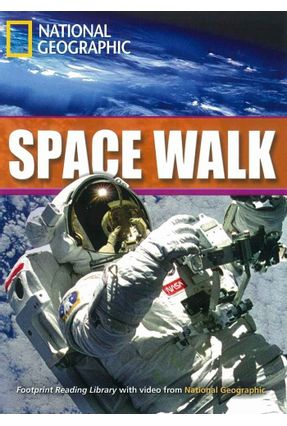 Spacewalk - American English - Footprint Reading Library - Level 7  2600 C1 - Waring,Rob | Hoshan.org
