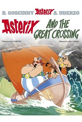 Asterix And The Great Crossing - Uderzo,Albert Goscinny,René Uderzo,Albert   Tagrny.org