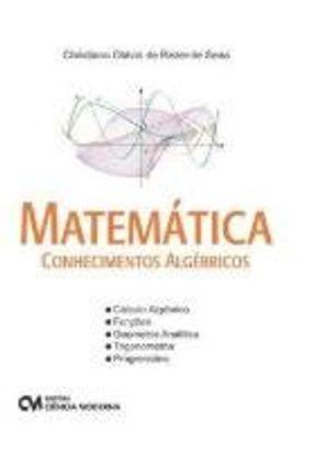 MATEMATICA - CONHECIMENTOS ALGEBRICOS