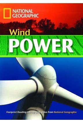 Wind Power - British English - Footprint Reading Library - Level 3  1300 B1 - Waring,Rob | Hoshan.org