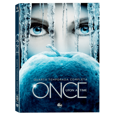 DVD Once Upon A Time - 4ª Temporada - 5 Discos