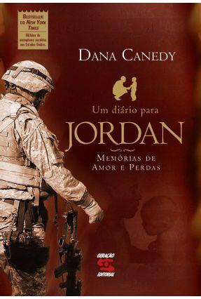 Um Diário Para Jordan - Canedy,Dana   Tagrny.org