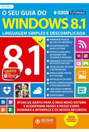 Windows 8.1 - Robério Gonçalves | Hoshan.org