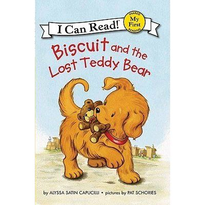 My First I Can Read Biscuit - Level Pre1 (Quality) - Biscuit And The Lost Teddy Bear