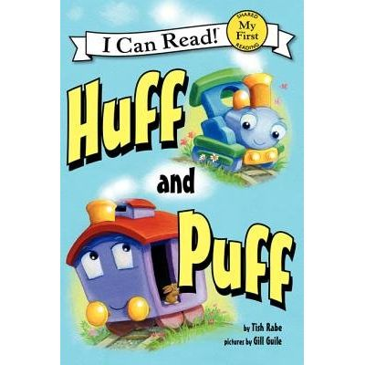 I Can Read Books: My First Shared Reading - Huff And Puff