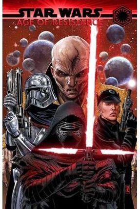 Star Wars: Age Of Resistance - Villains - Taylor,Tom pdf epub