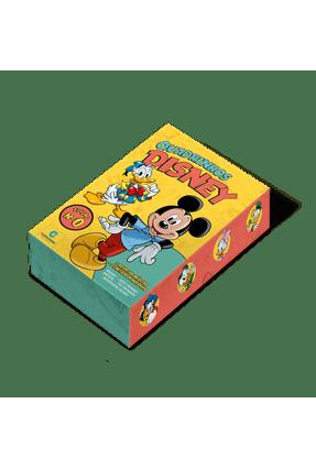 Box Quadrinhos Disney - Edição 0 - 5 Volumes + Cartela De Adesivos - Vários Autores | Hoshan.org