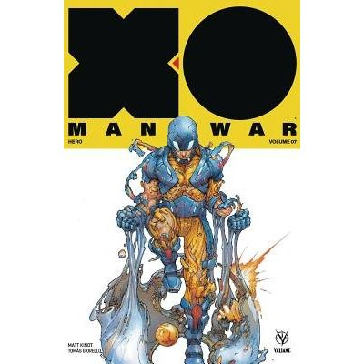 X-O Manowar (2017) Volume 7: Hero
