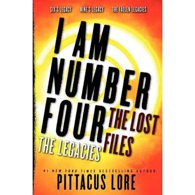 I Am Number Four - The Lost Files - The Legacies