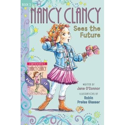 Nancy Clancy Sees The Future And Secret Of The Silver Key