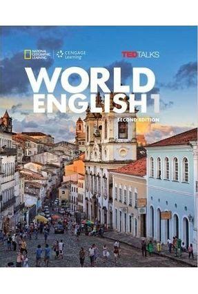 World English - 2Nd Edition - 1 - Combo Split A With Online Workbook - Martin Milner Becky Tarver Chase Kristen L. Johannsen   Nisrs.org