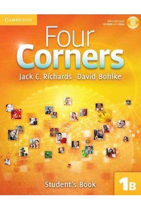 Four Corners 1B - Student's Book with Self-Study CD-ROM - Cambridge University Press   Tagrny.org