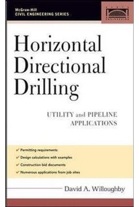 Horizontal Directional Drilling - Willoughby,David A.   Tagrny.org