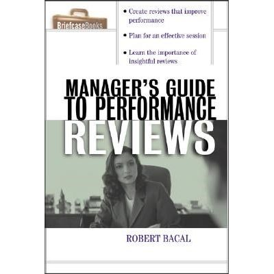 Manager's Guide to Performance Reviews