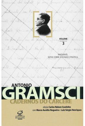 Cadernos do Carcere Vol 3 - Gramsci,Antonio | Hoshan.org
