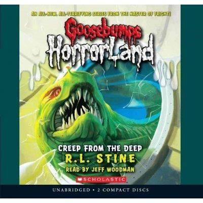 Goosebumps: Horrorland (Scholastic Audio) - 02 - Creep From The Deep