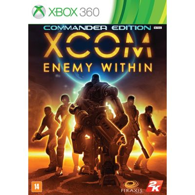 Xcom - Enemy Within - Commander Edition - X360