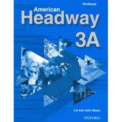 American Headway 3a - Workbook