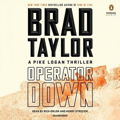 Operator Down - A Pike Logan Thriller