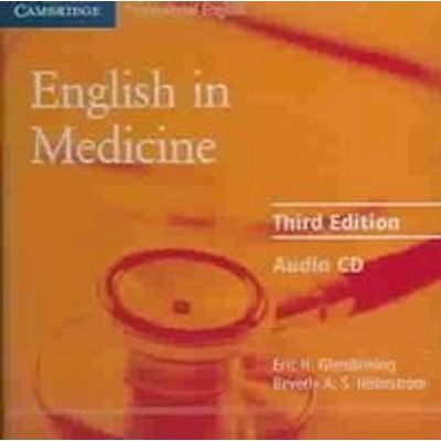 English In Medicine CD - 3rd Edition
