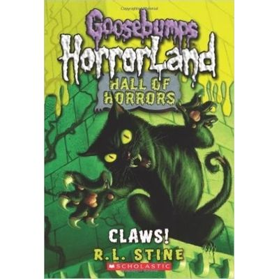 Goosebumps Horrorland Hall Of Horrors #1: Claws!