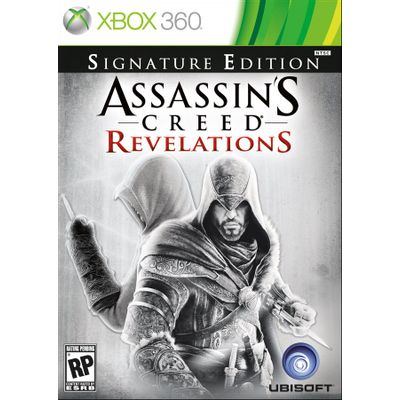 Assassin's Creed Revelations - Signature Edition - X360