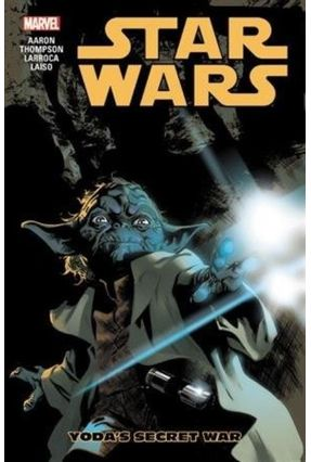 Star Wars - Star Wars, Volume 5 - Yoda's Secret War - Aaron,Jason | Hoshan.org