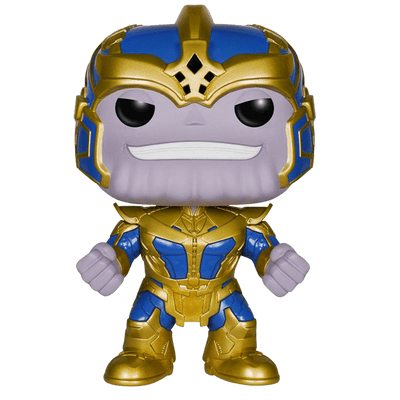 Guardians Of The Galaxy Thanos - Pop Vinyl