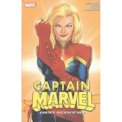 Captain Marvel: Earth's Mightiest Hero, Volume 3