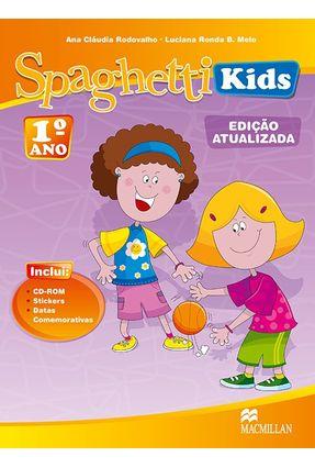 Spaghetti Kids 1 - Ed. Atualizada - Student's Pack - Promo - Macmillan | Hoshan.org