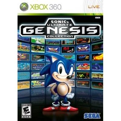 Sonic´S Ultimate Genesis Collection - X360