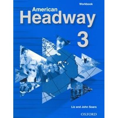 American Headway 3 - Workbook