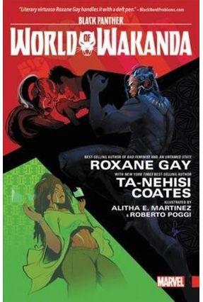 Black Panther: World Of Wakanda - Coates,Ta-Nehisi pdf epub